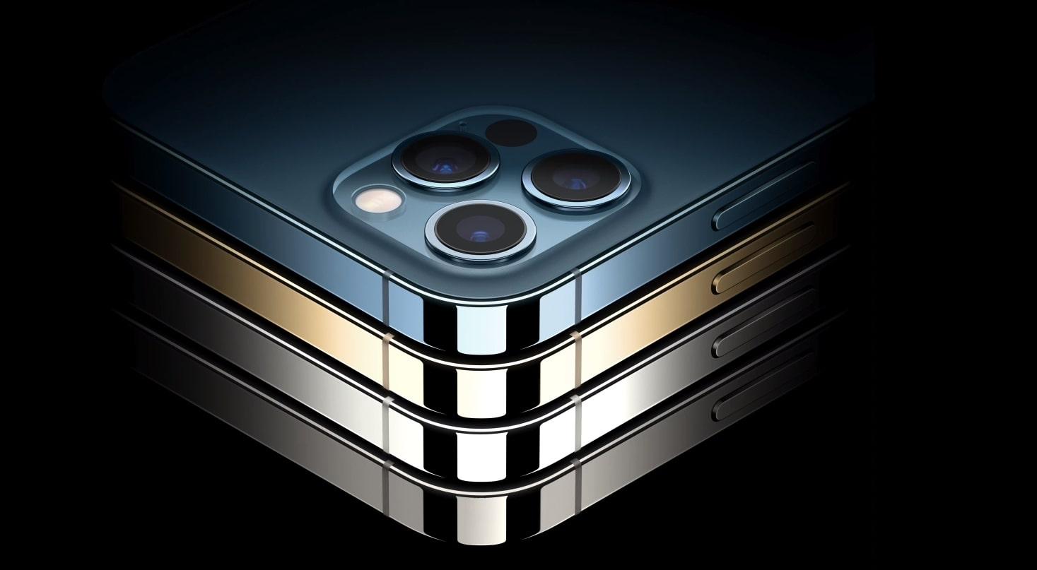 iPhone 12 Pro Model Colors